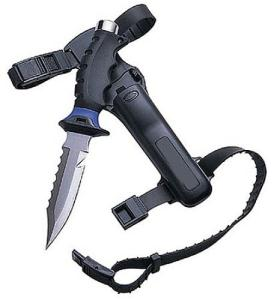 Scuba Diving, Snorkeling Knife