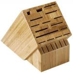 Best Knife Block: Shun Bamboo 22-Slot Cutlery Holder / Storage