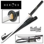 Hiro of Heroes Sword | TV Replica Katana | Tempered High Carbon Steel