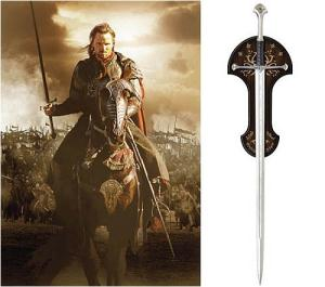 Lord Of the Rings Aragorn?s Sword