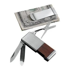 Kershaw Money Clip Stainless Steel