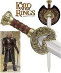 United Cutlery LOTR Herugrim Sword of King Theoden | Movie Fantasy Display Blade