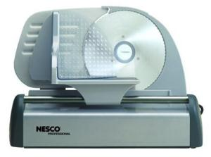 Nesco Professional Deli Meat Slicer