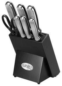 Ginsu EverSharp Knife Block Set