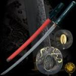 Best Katana: CAS Hanwei Kami | Japanese Martial Arts Sword w/ Damascus Forged Blade