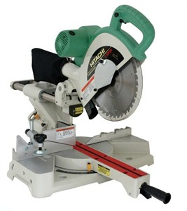 Hitachi Table Miter Saw, Compound
