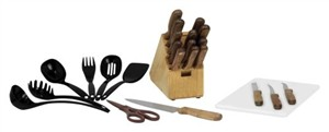 Chicago Cutlery Serrated Knife Block