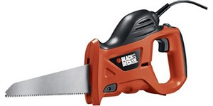 Black & Decker Electric Hand Saw, Metal