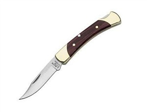 Buck Folding Pocket Knife w/ Lockback