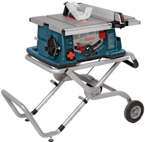 Bosch Table Saw w/ Stand