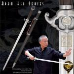 Paul Chen Hanwei Jian Sword | Adam Hsu Tai Chi, Forged Spring Steel