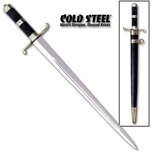 Cold Steel Naval Sword Dirk, High