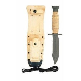 Ontario Rothco Survival Bowie Knife