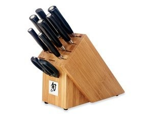 Shun Elite Kitchen Knife Block Set of 9