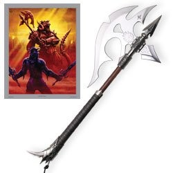 Black Legion Barumen War Axe