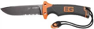 Gerber Bear Grylls Survival Knife,