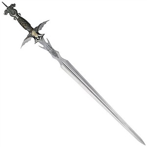 Double Dragon Evolution Fantasy Sword