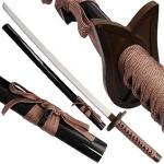 Bleach Rangiku Matsumoto Zanpakuto Sword | Anime Wooden Katana Replica Accessory
