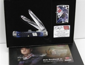 Dale Earnhardt Jr Case Knife