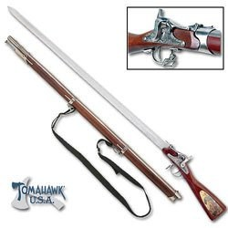 Robert E Lee Rifle Sword CSA Replica