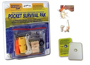 Adventure Medical Kits Pocket Survival
